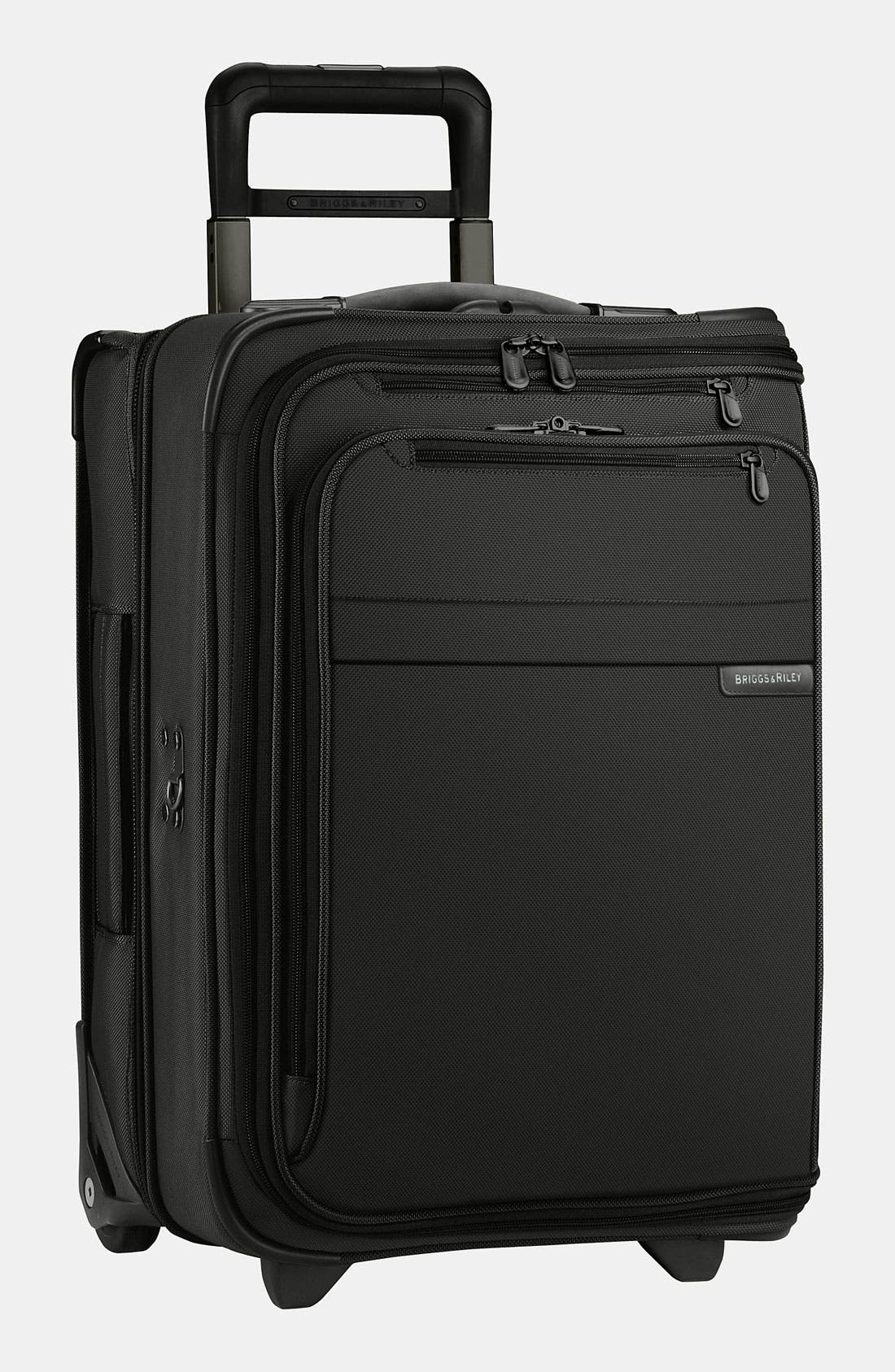 Main Image - Briggs & Riley 'Baseline - Domestic' Rolling Carry-On Garment Bag (22 Inch)