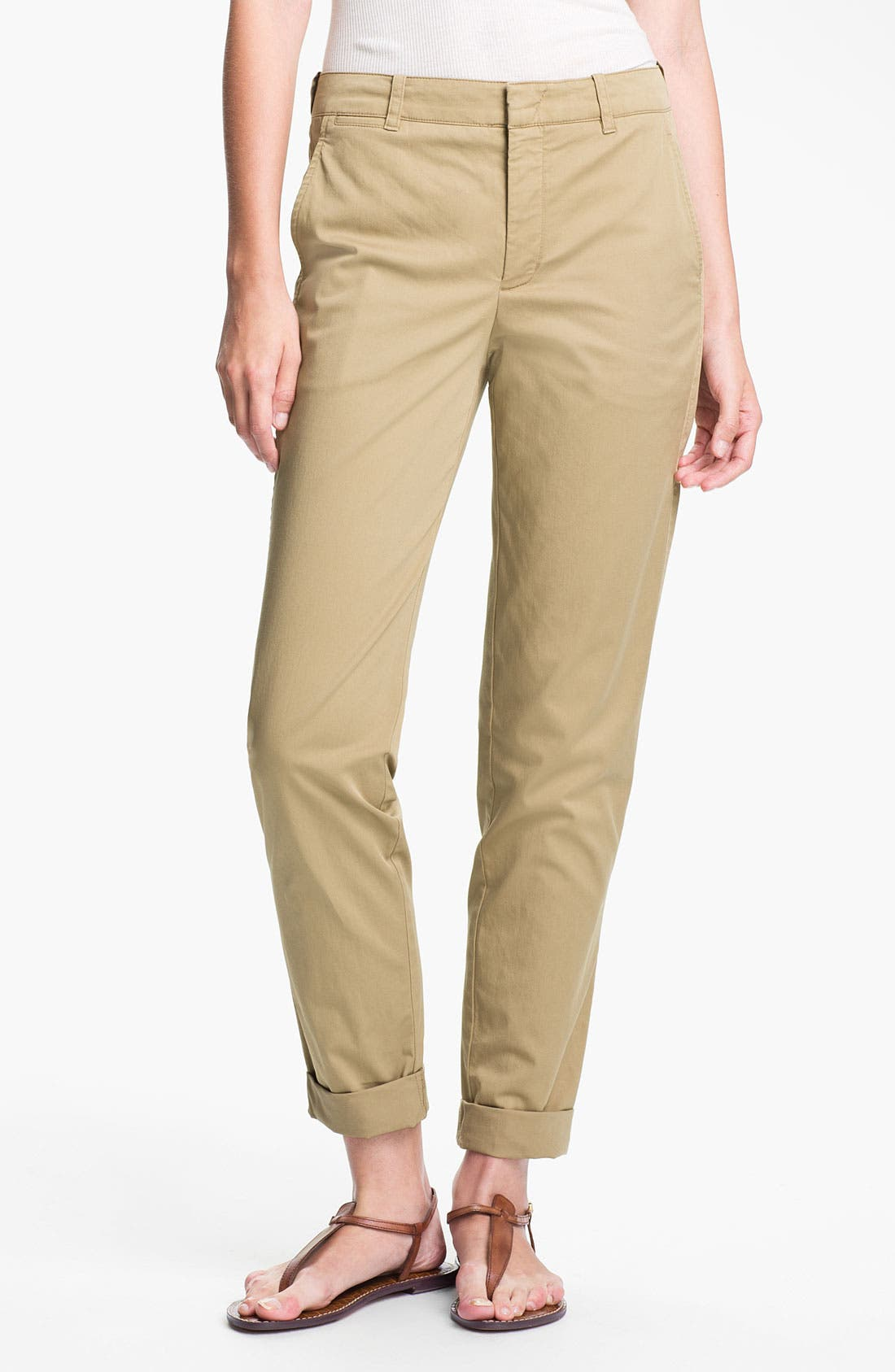 Alternate Image 1 Selected - Vince Boyfriend Pants