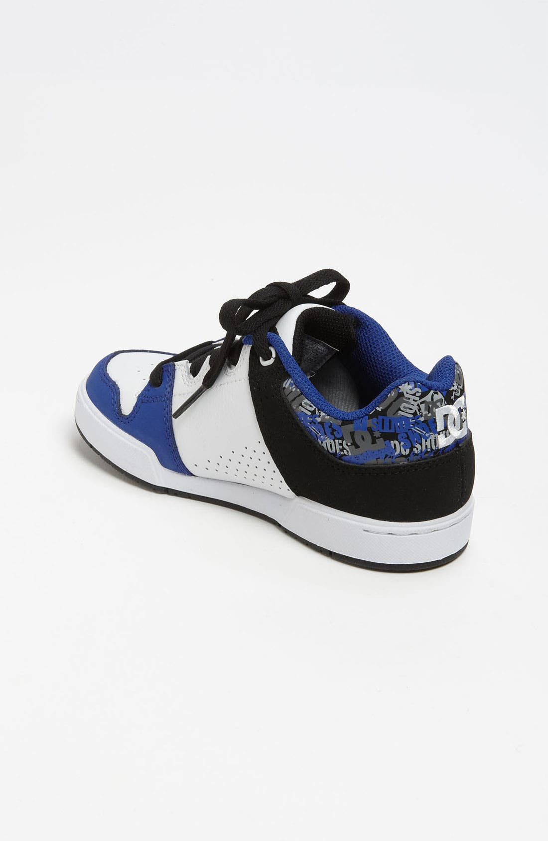 Alternate Image 2  - DC Shoes 'Turbo 2' Sneaker (Little Kid & Big Kid)