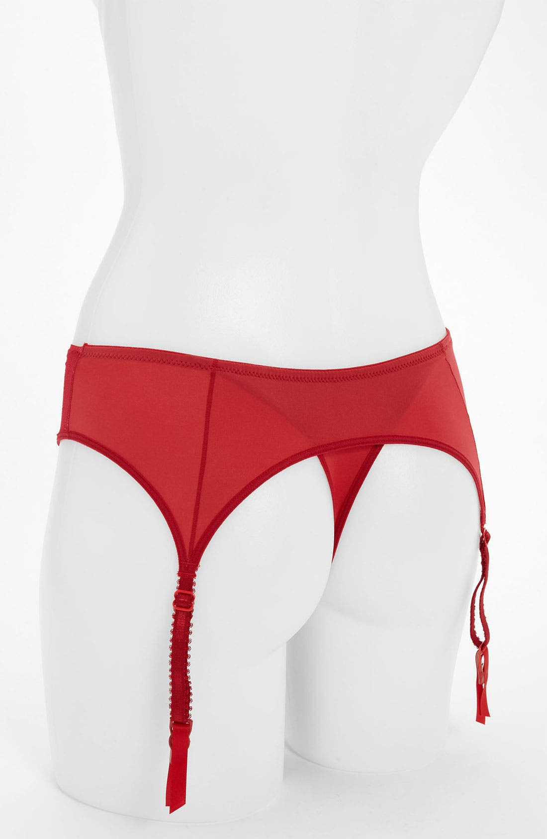 Alternate Image 2  - Josie 'Luscious' Garter Thong