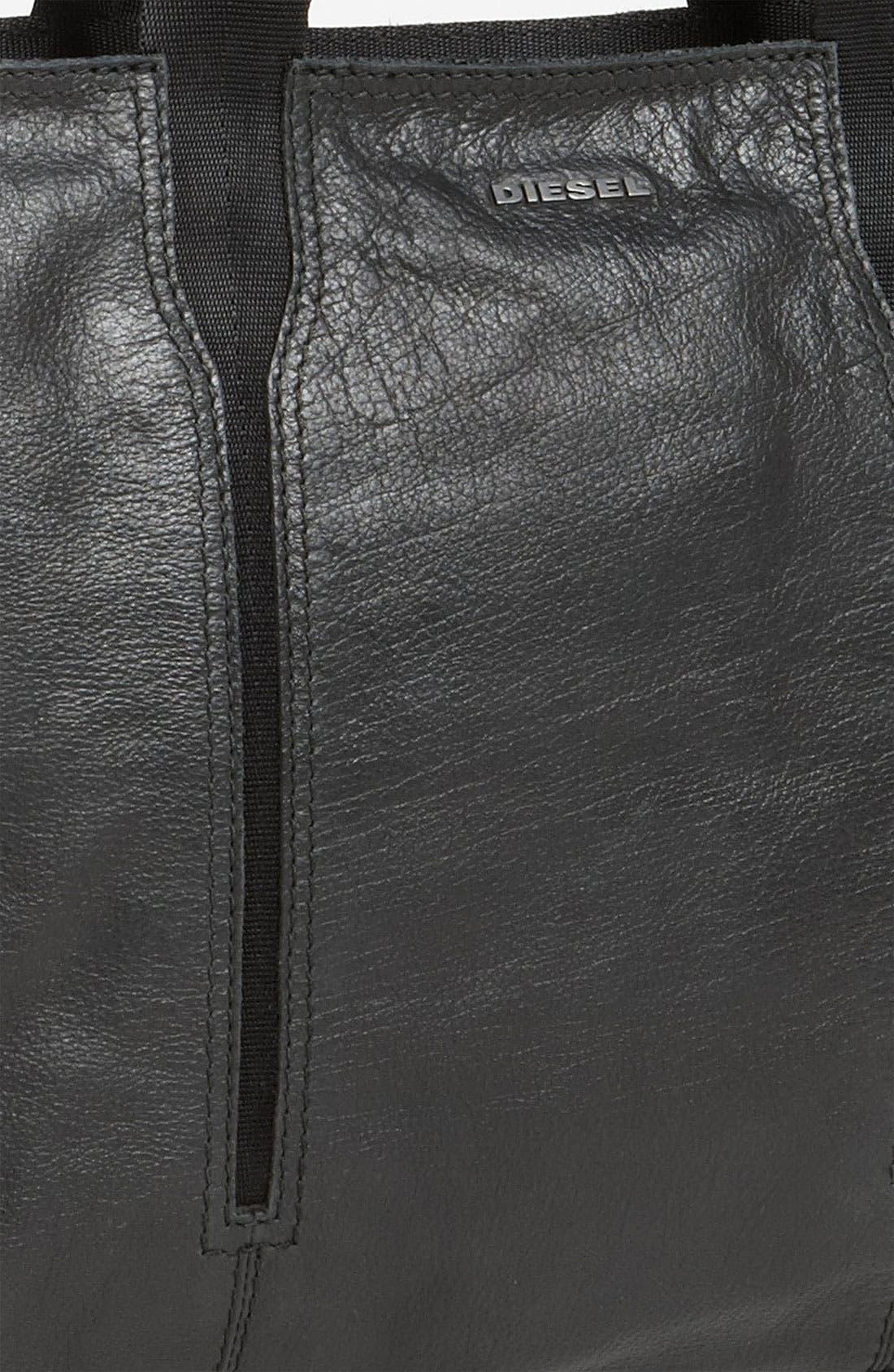 Alternate Image 5  - DIESEL® 'City Slicky' Tote Bag