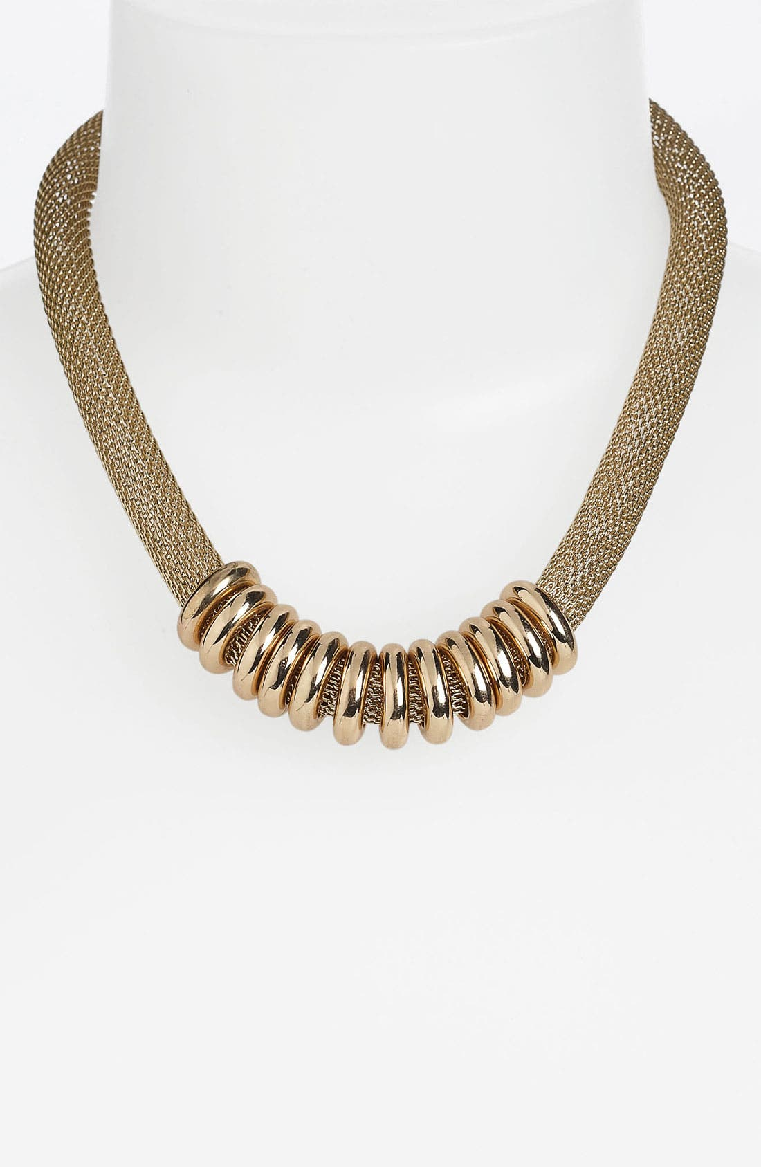 Alternate Image 1 Selected - Anne Klein Collar Necklace