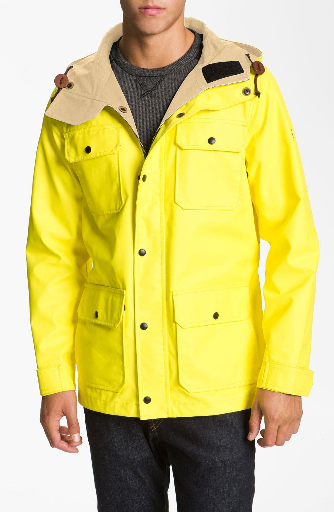 Alternate Image 1 Selected - Hunter 'Classic Slicker' Waterproof Jacket