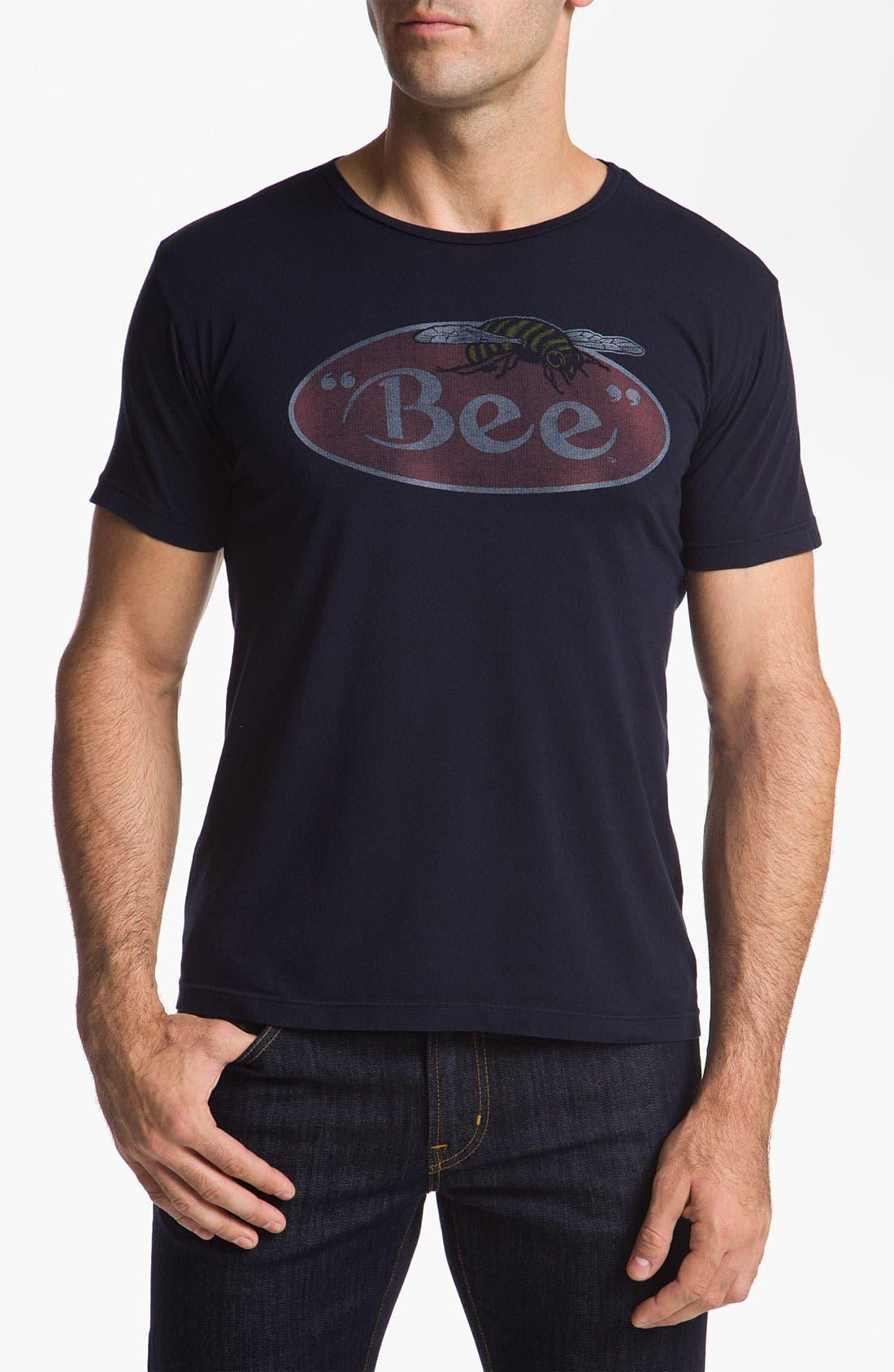 Main Image - Jacks & Jokers 'Circle Bee' T-Shirt