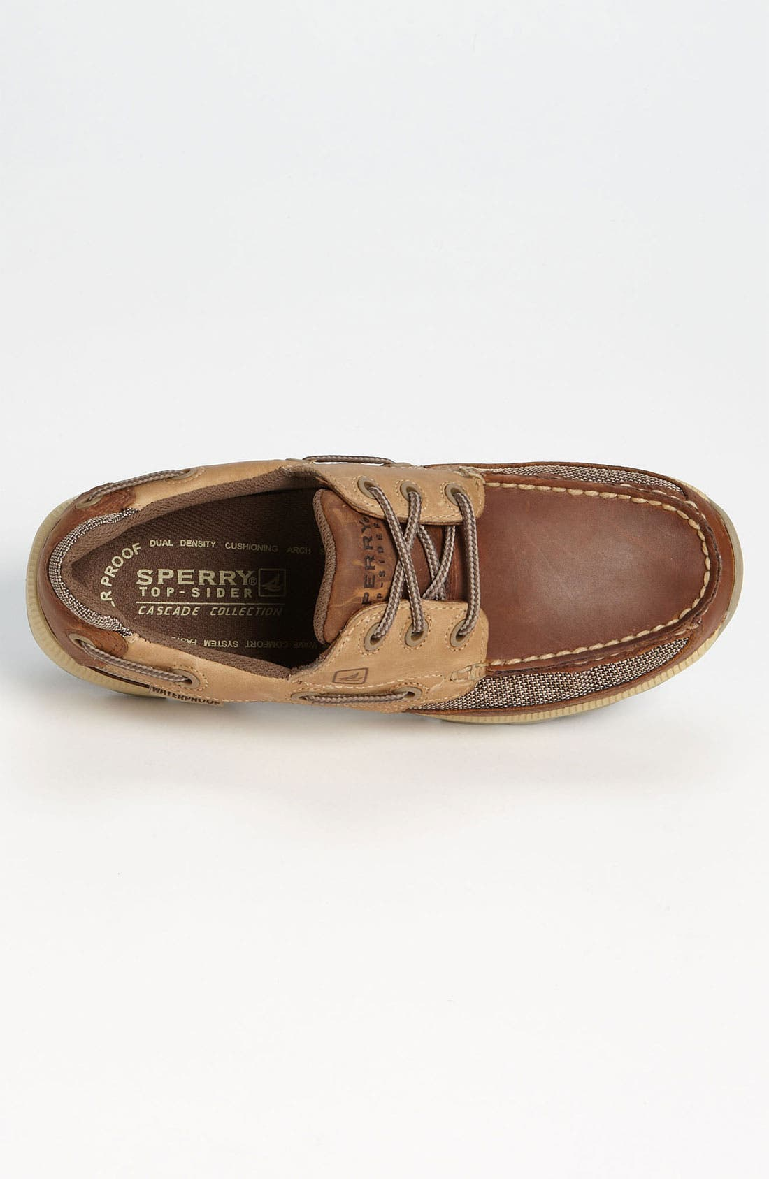 Alternate Image 3  - Sperry Top-Sider® 'Cascade' Three Eye Boat Shoe