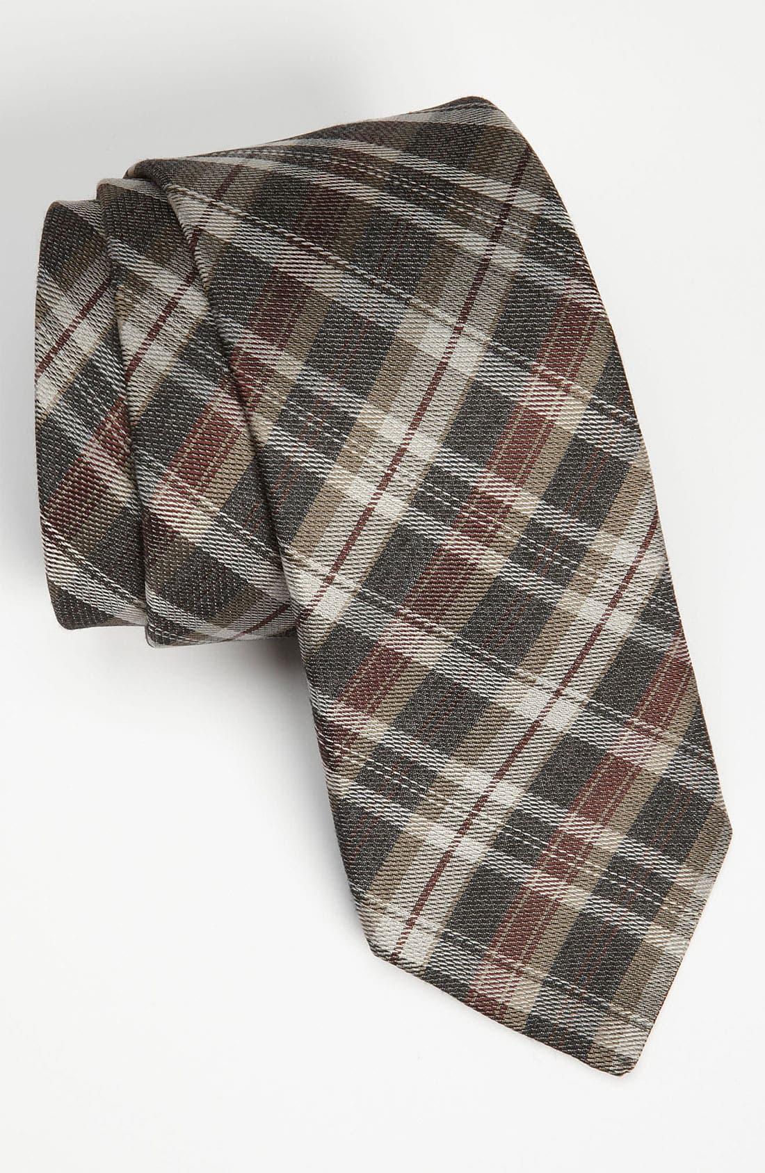 Alternate Image 1 Selected - John Varvatos Star USA Woven Tie