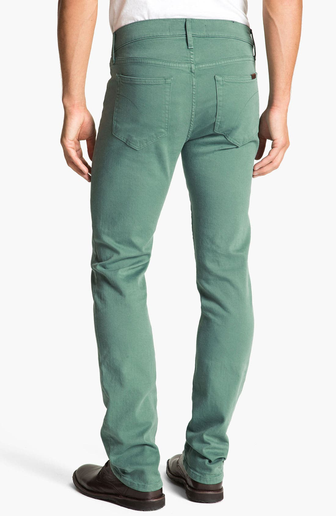 Alternate Image 1 Selected - Joe's 'Brixton' Slim Straight Leg Jeans (Atlantic)