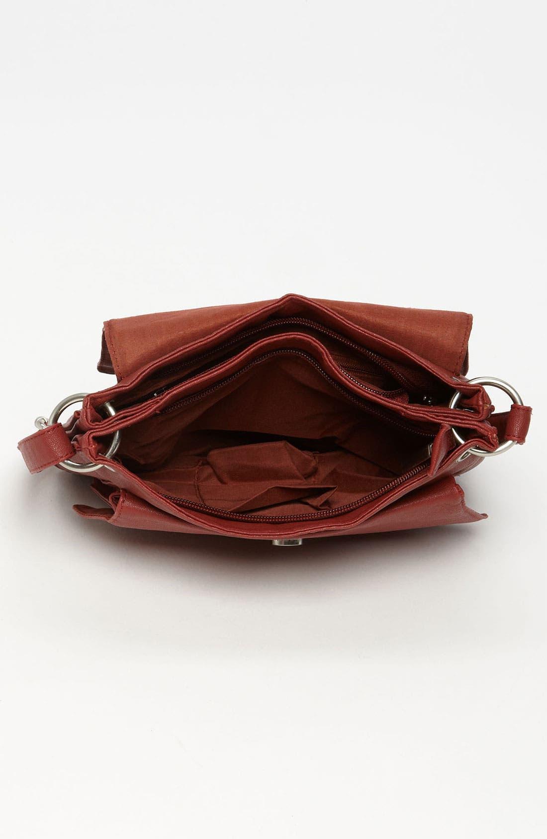 Alternate Image 3  - Cesca 'Flip It' Crossbody Bag