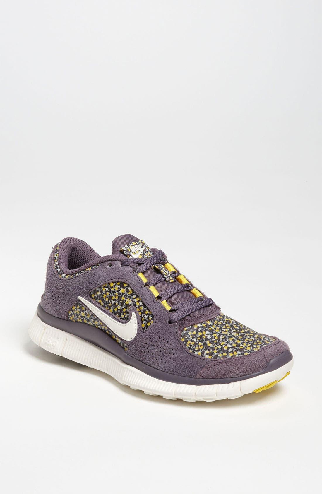 Alternate Image 1 Selected - Nike 'Free Run 3 Liberty' Sneaker (Women)