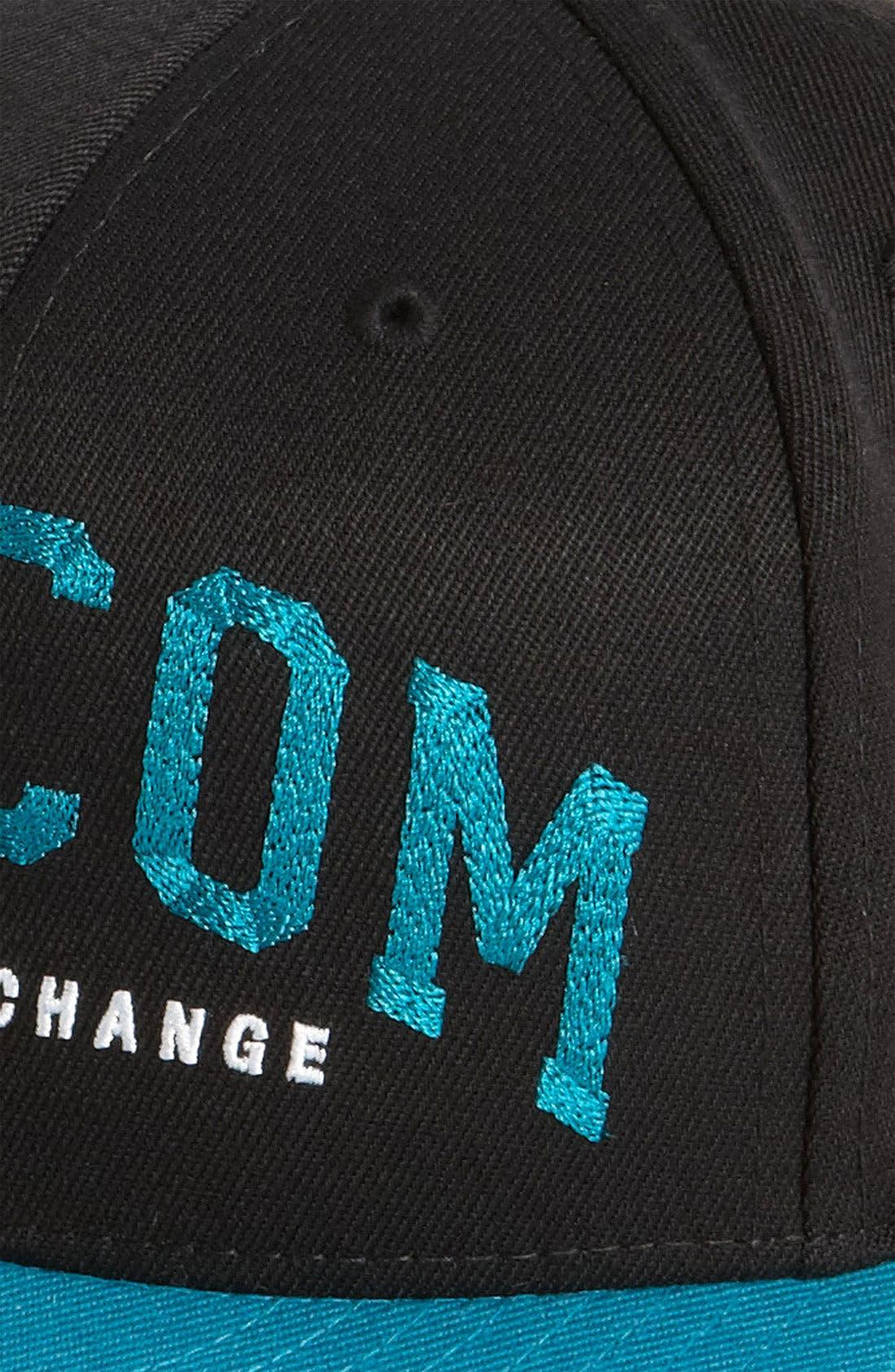Alternate Image 2  - Volcom 'Varsity' Baseball Hat (Boys)