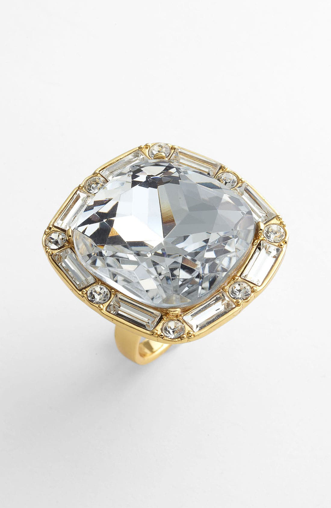 Alternate Image 1 Selected - kate spade new york 'on the town' cocktail ring