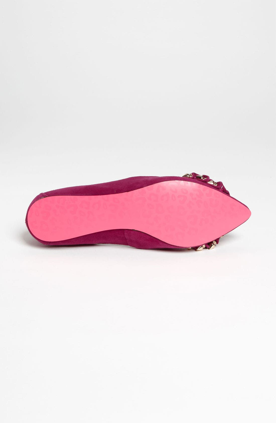 Alternate Image 4  - Betsey Johnson 'Evve' Flat