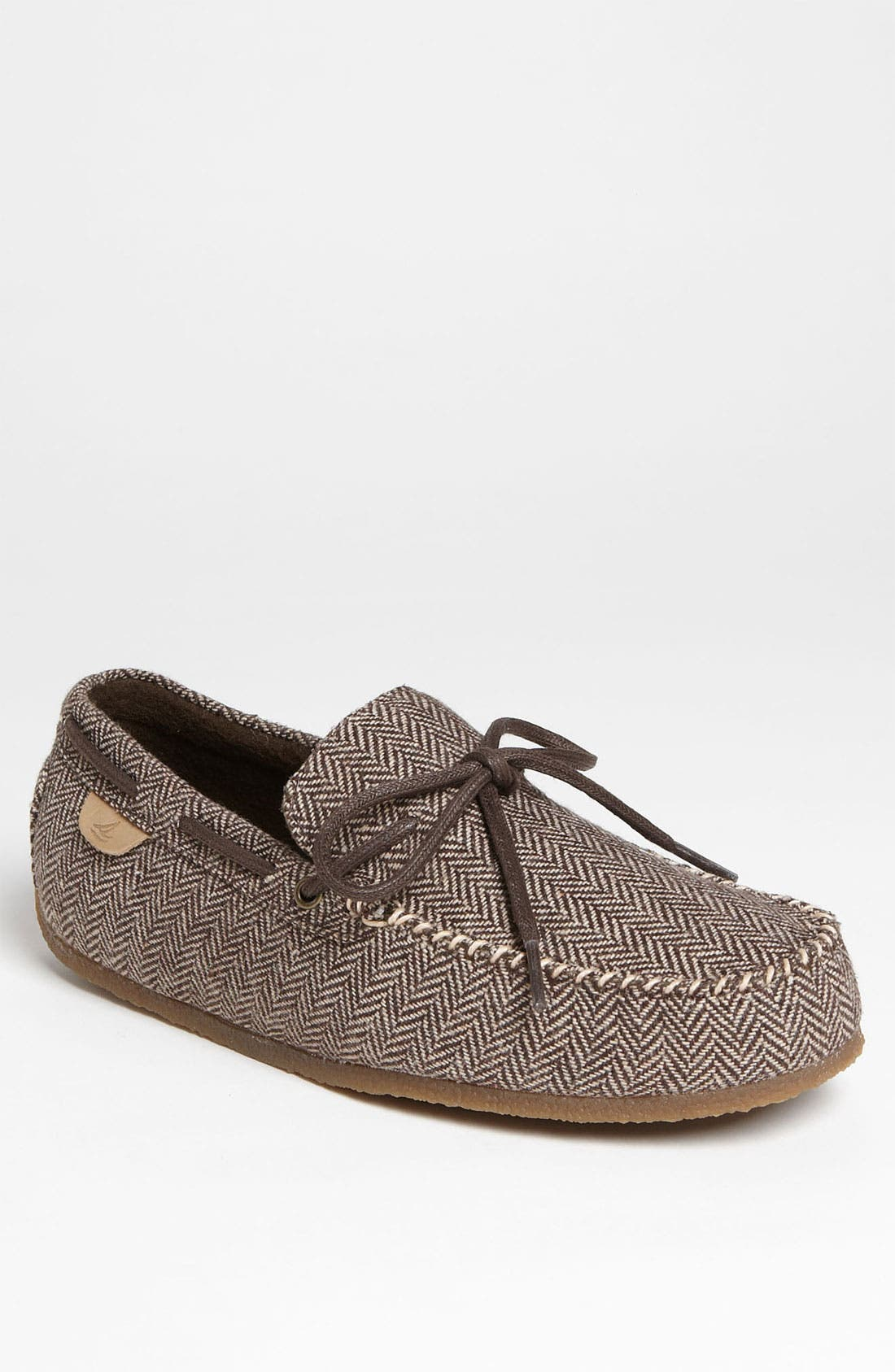 Main Image - Sperry Top-Sider® 'R & R' Moc Toe Slipper