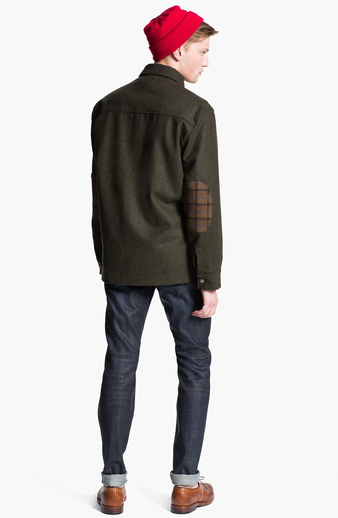 Alternate Image 5  - Pendleton 'Board' Plaid Flannel Shirt