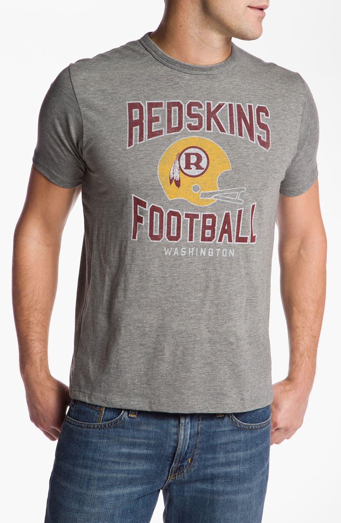 Alternate Image 1 Selected - Banner 47 'Washington Redskins - Scrum' T-Shirt
