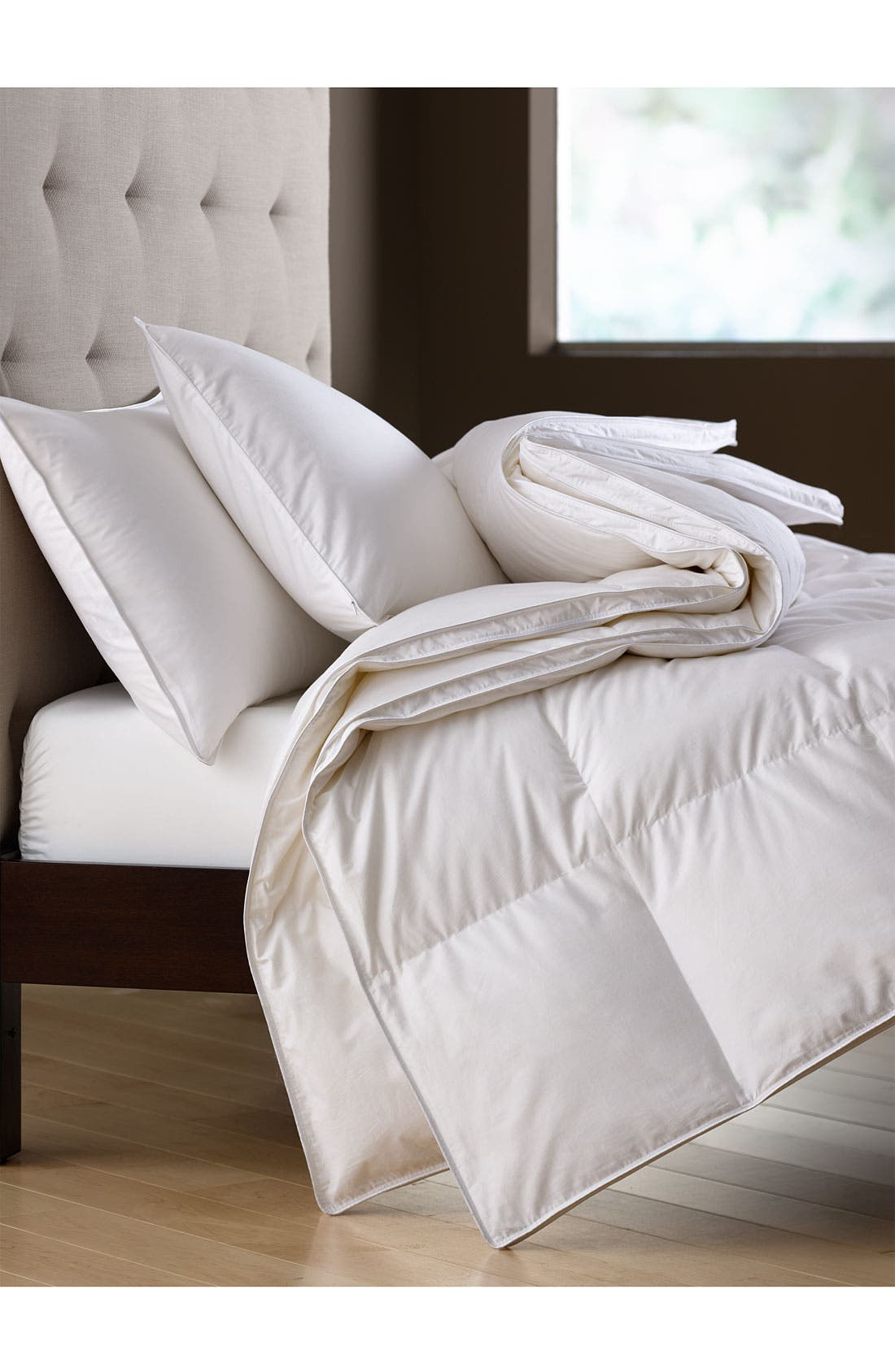 Alternate Image 3  - Nordstrom at Home Light-Medium Support Down Pillow (2 for $169)