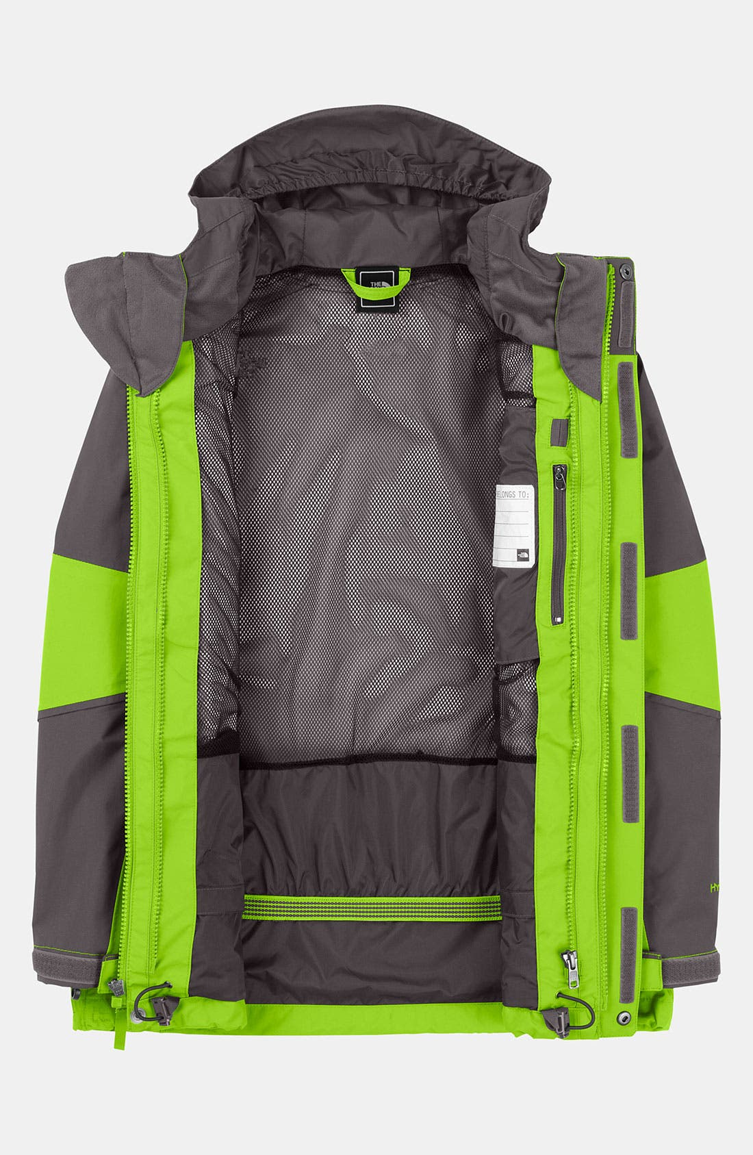 Alternate Image 3  - The North Face 'Traece' TriClimate® 3-in-1 Jacket (Big Boys)