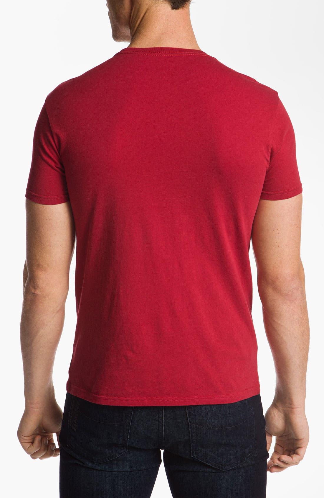 Alternate Image 2  - The Original Retro Brand 'Georgia Bulldogs' T-Shirt