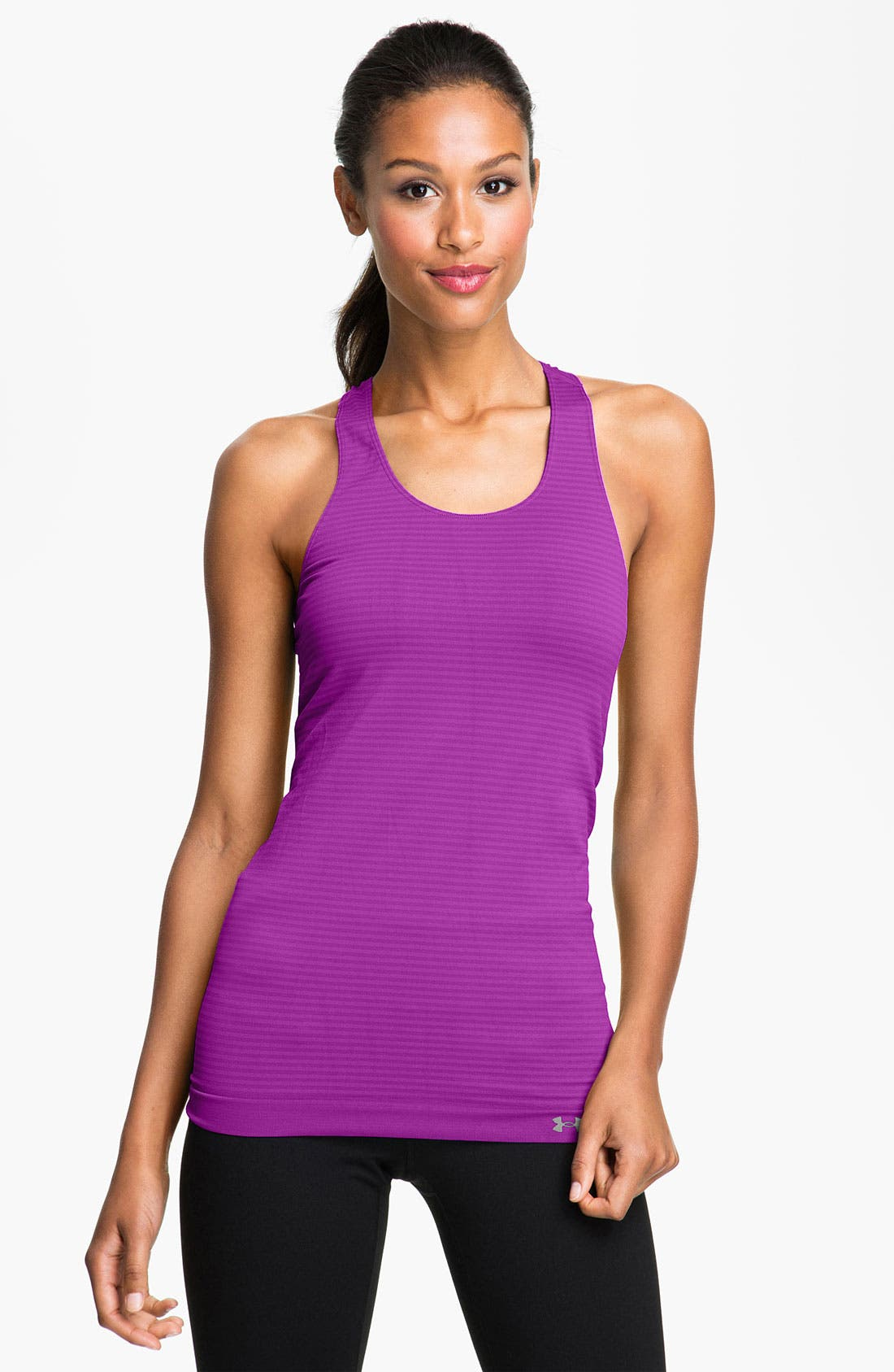 Alternate Image 1 Selected - Under Armour 'Charm' Seamless Tank