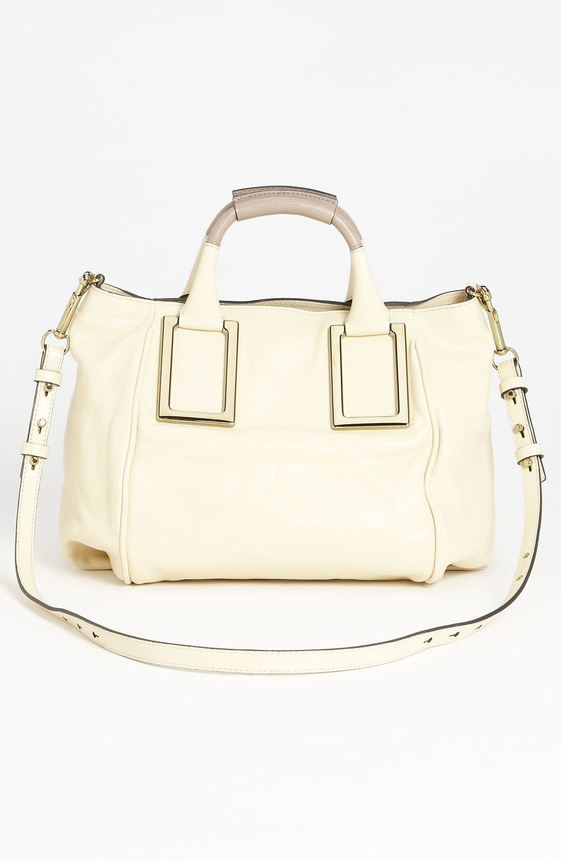 Alternate Image 4  - Chloé 'Ethel - Medium' Leather Satchel