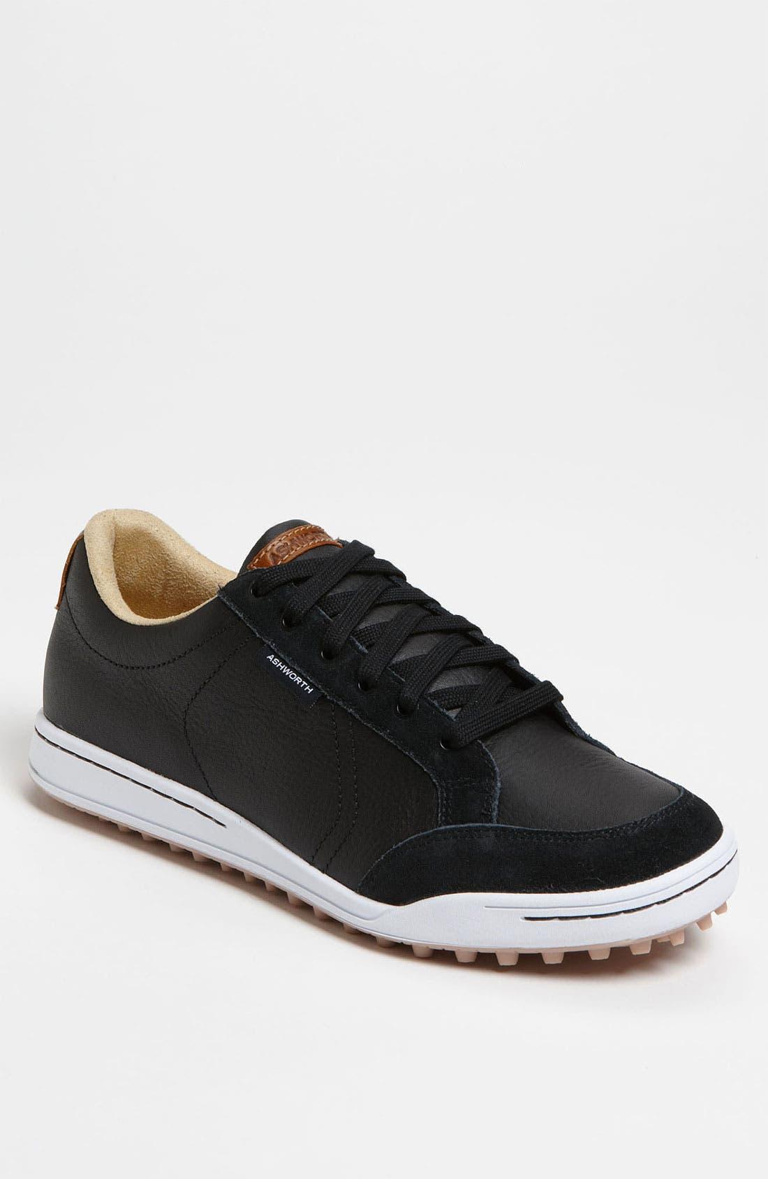 Alternate Image 1 Selected - Ashworth Golf 'Cardiff' Golf Shoe (Men) (Online Only)