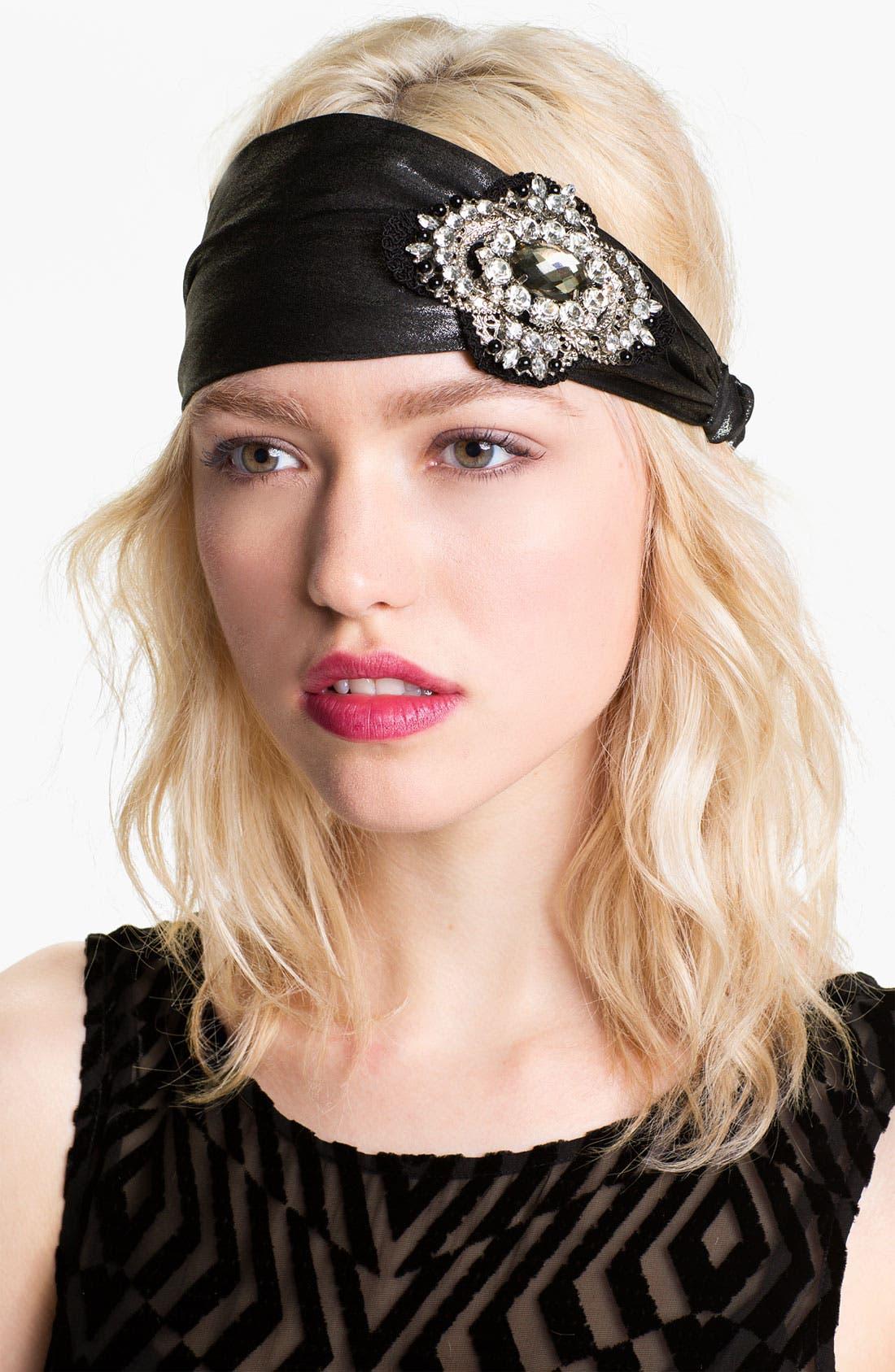 Alternate Image 1 Selected - Cara 'Beautifully Amazing' Head Wrap