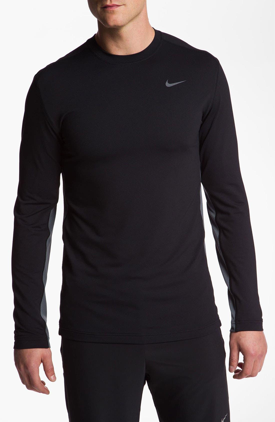 Alternate Image 1 Selected - Nike 'Edge' Dri-FIT Top