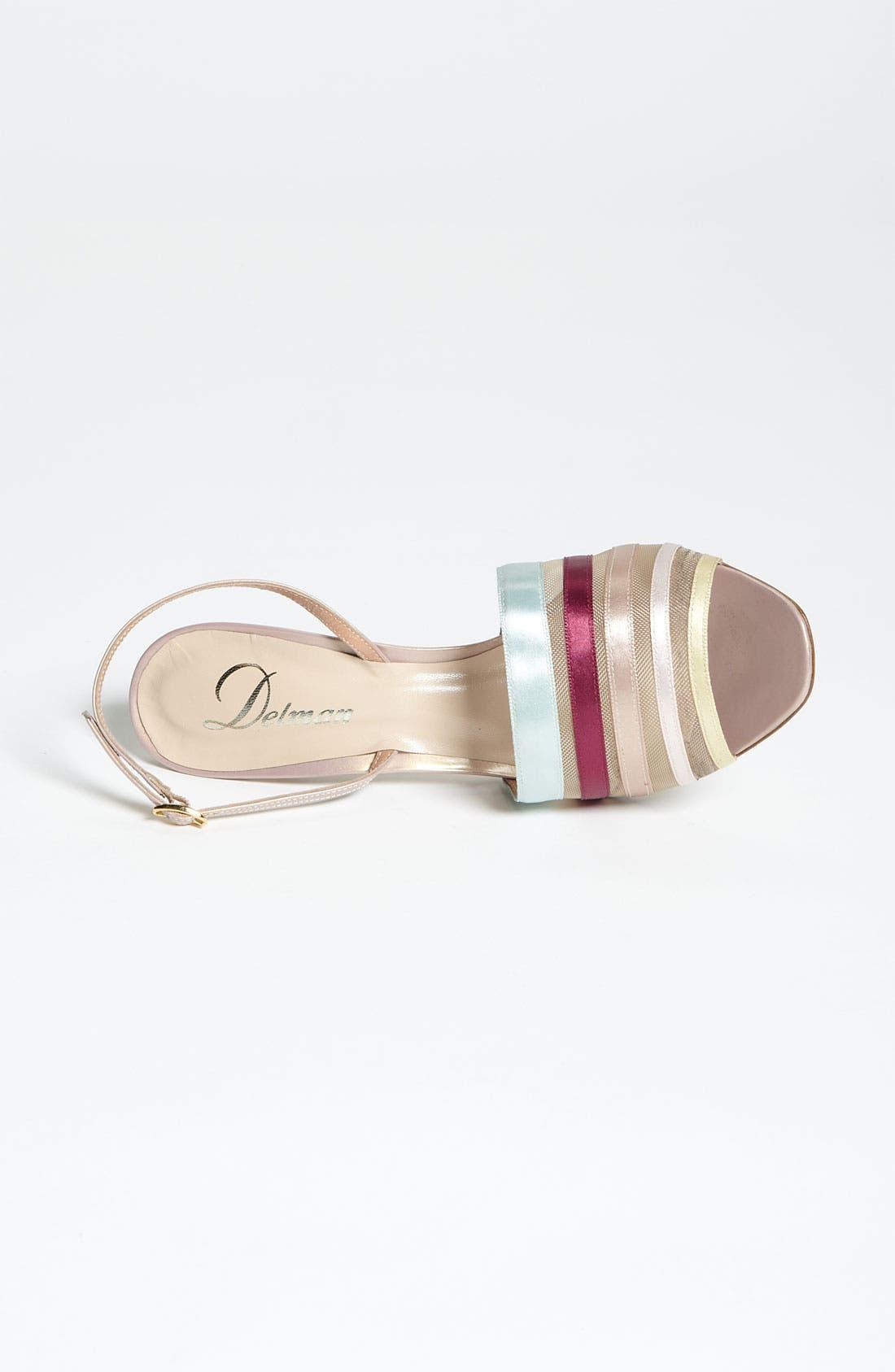 Alternate Image 3  - Delman 'Adora' Sandal
