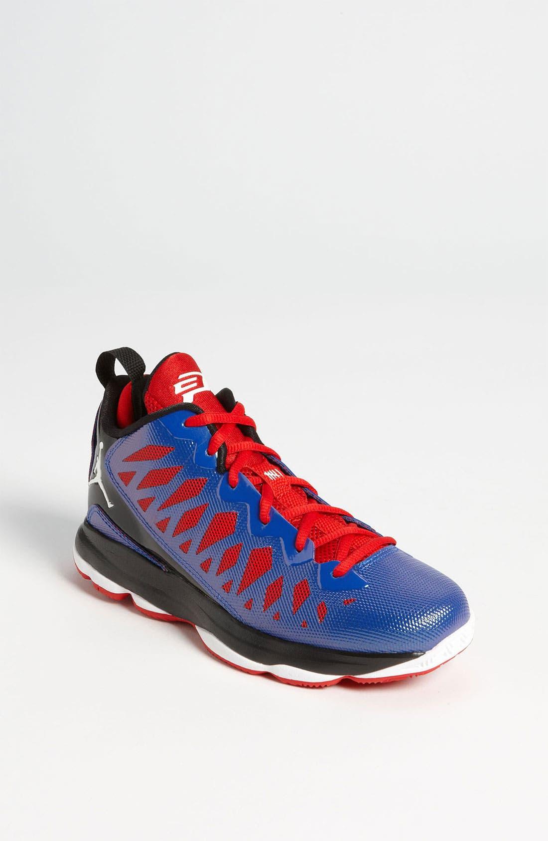 Alternate Image 1 Selected - Nike 'Jordan CP3.VI' Basketball Shoe (Big Kid)