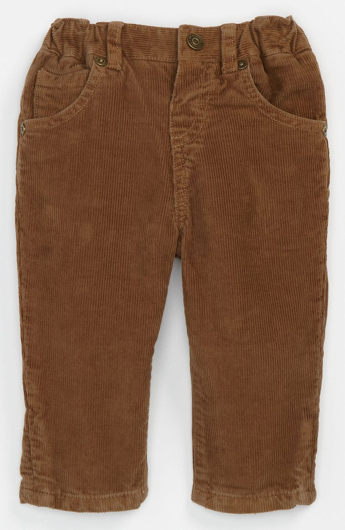 Alternate Image 1 Selected - Burberry Corduroy Pants (Infant)