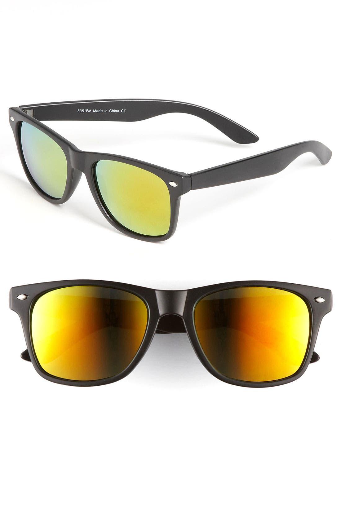 Alternate Image 1 Selected - KW 'Jazz' 55mm Sunglasses