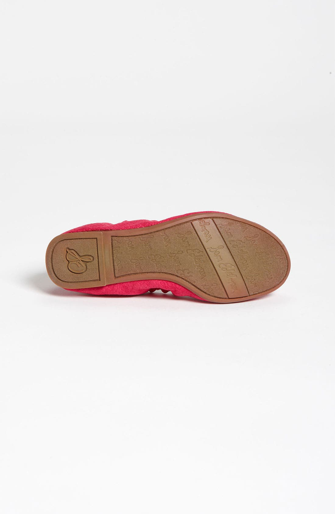 Alternate Image 4  - Sam Edelman 'Fiona' Flat (Toddler, Little Kid & Big Kid)