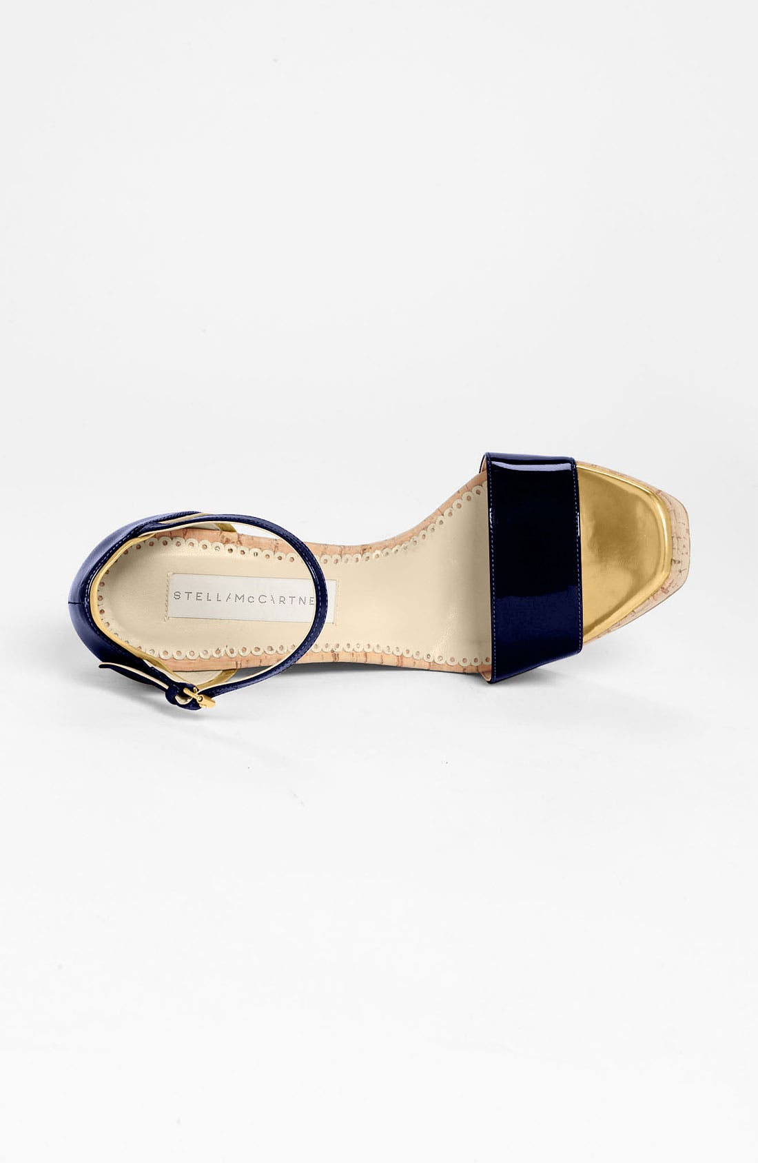 Alternate Image 3  - Stella McCartney Open Toe Wedge Sandal