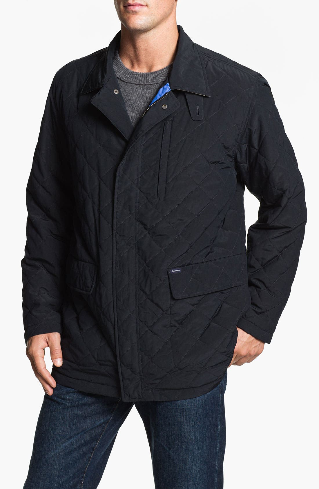 Alternate Image 1 Selected - Façonnable Quilted Parka