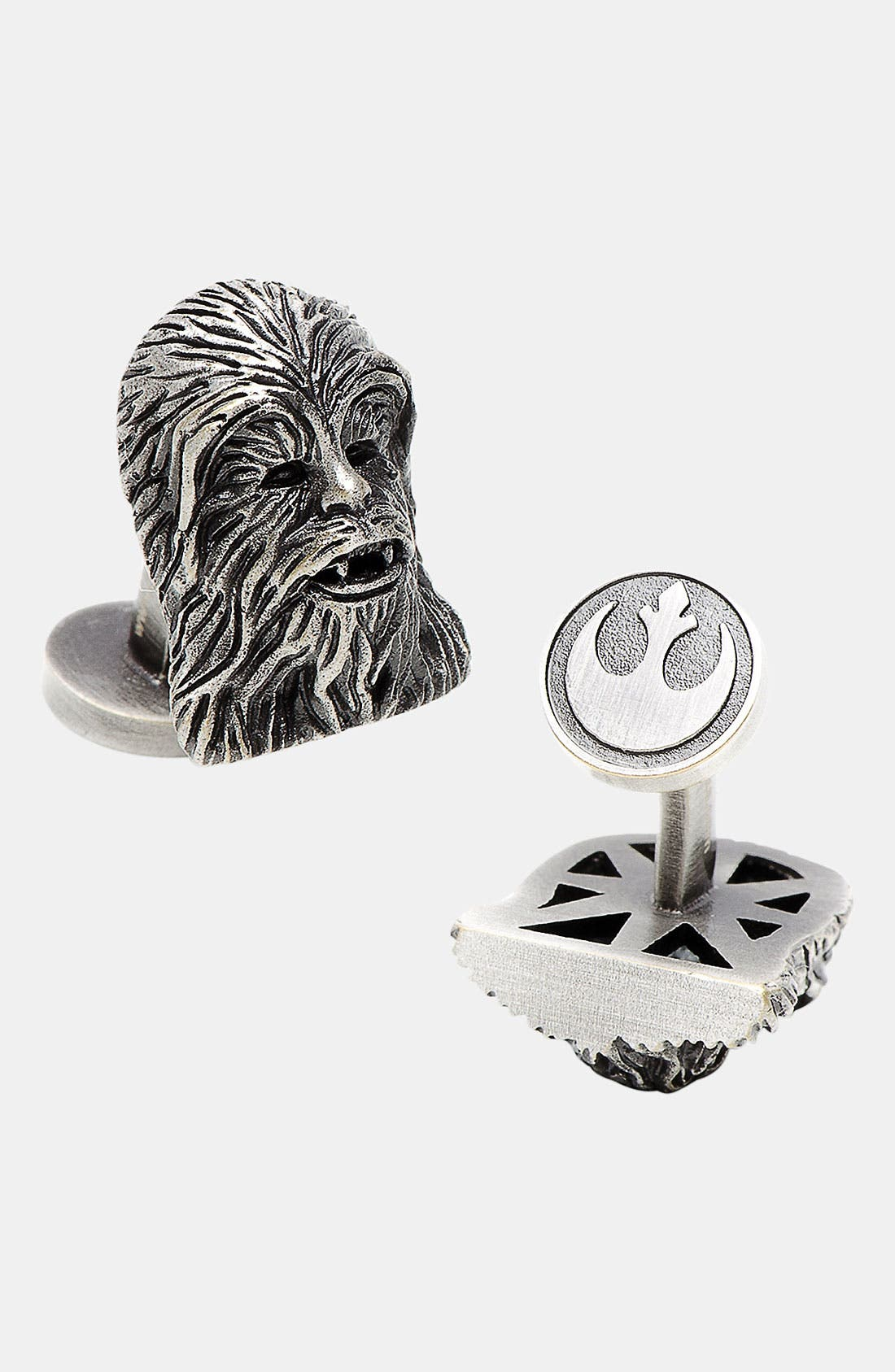 Main Image - Cufflinks, Inc. 'Star Wars™ - Chewbacca' Cuff Links