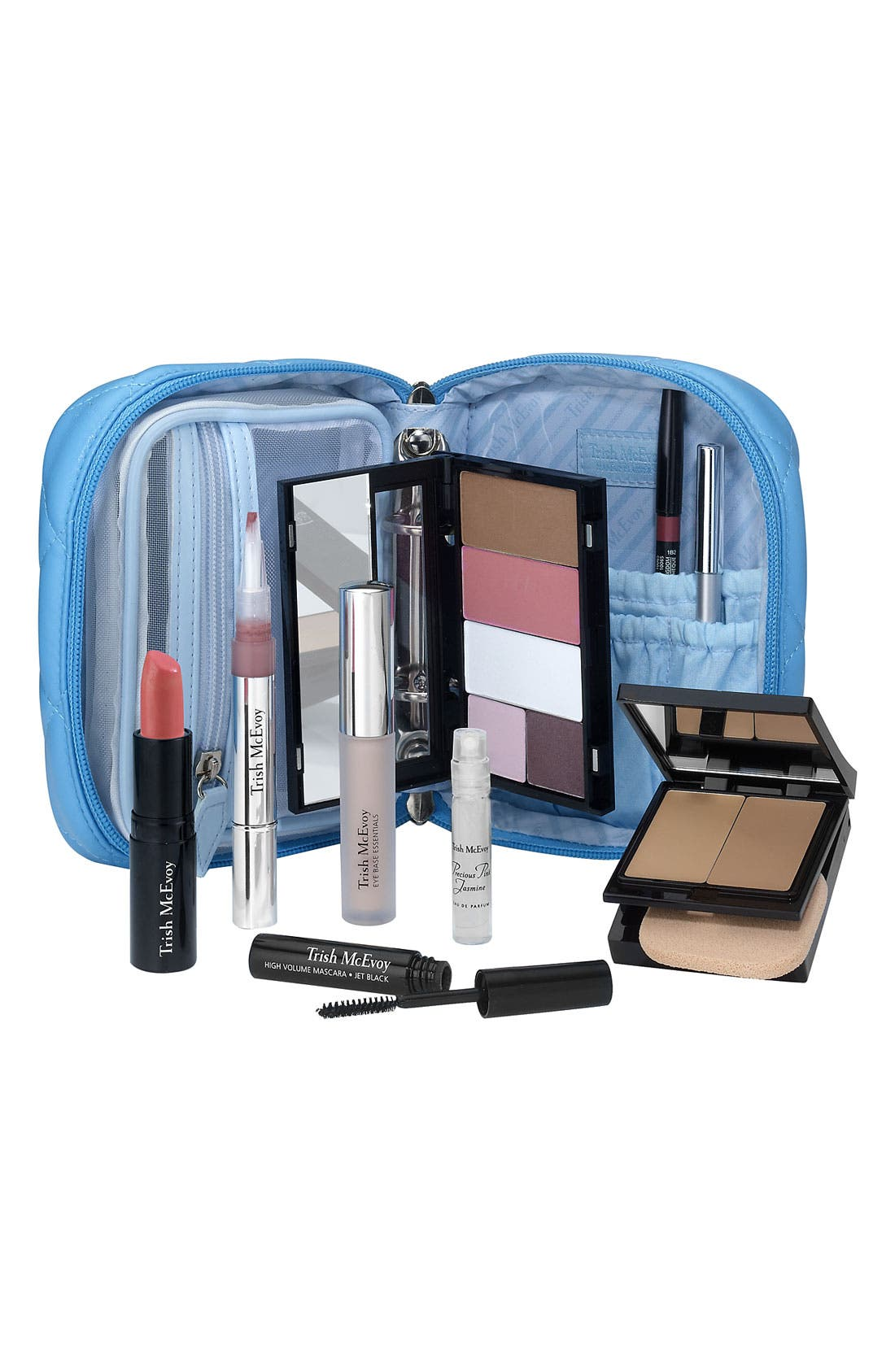 Main Image - Trish McEvoy 'Effortless Beauty - Flirt' Makeup Planner