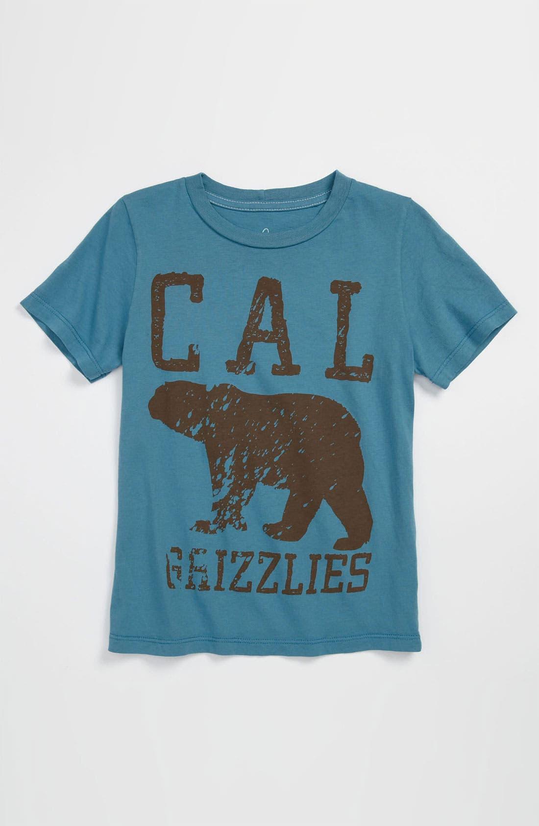 Alternate Image 1 Selected - Peek 'California Grizzlies' T-Shirt (Toddler, Little Boys & Big Boys)