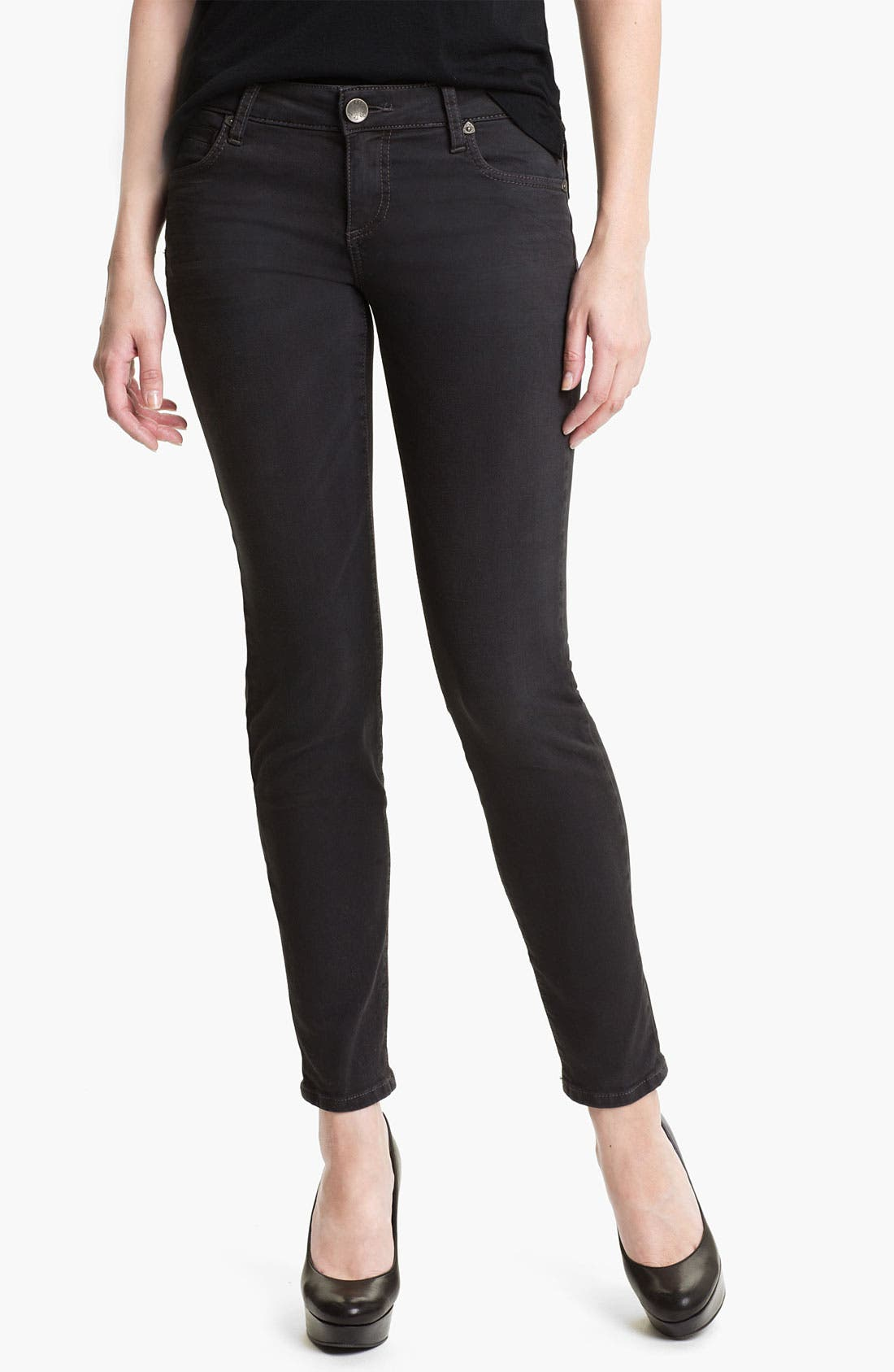 Main Image - KUT from the Kloth 'Diana' Skinny Jeans (Heavenly)
