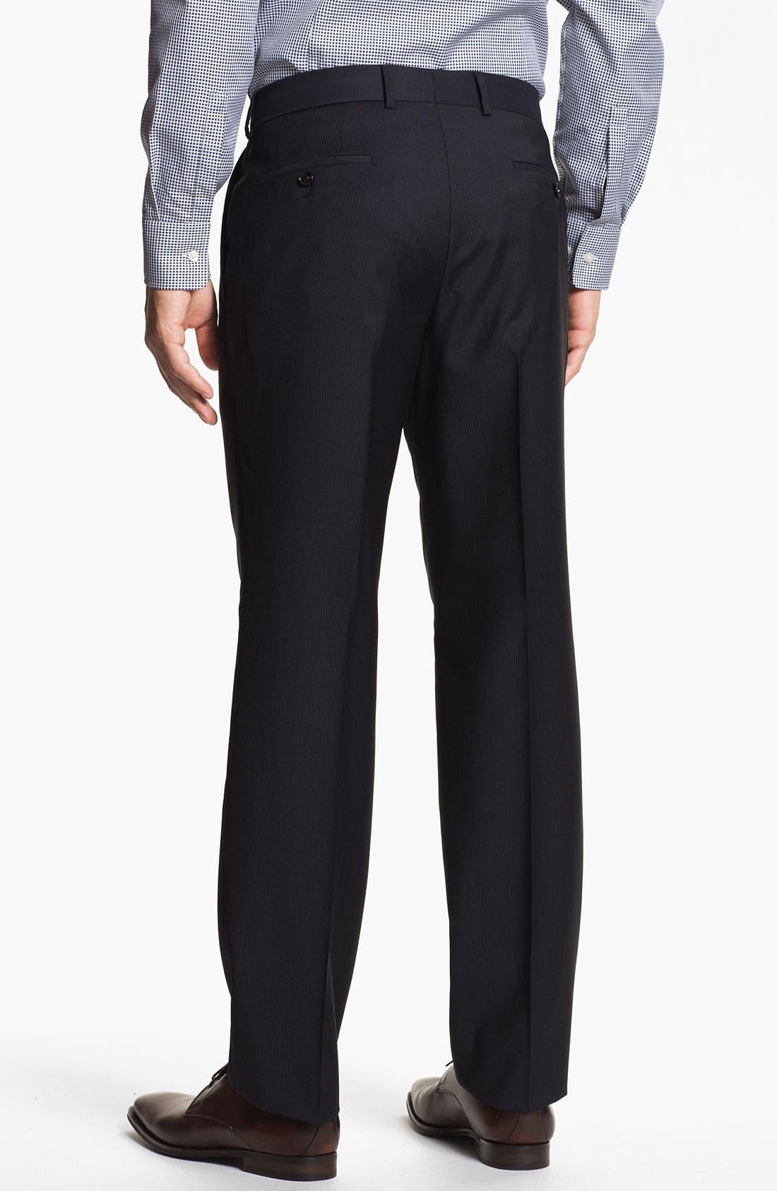 Alternate Image 5  - BOSS Black 'Pasolini/Movie' Stripe Suit