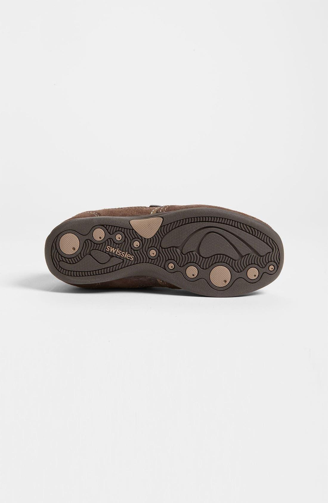 Alternate Image 4  - Swissies 'Derek' Sneaker (Toddler, Little Kid & Big Kid)