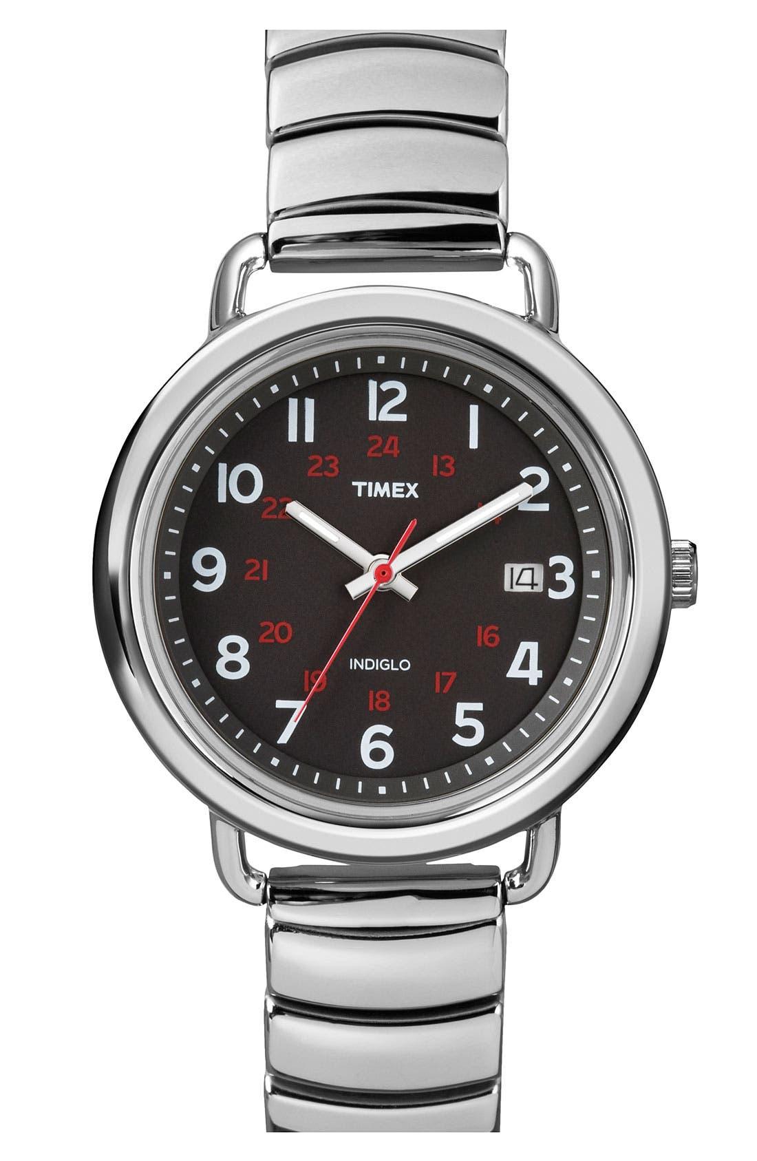 Main Image - Timex® 'Camper' Round Bracelet Watch