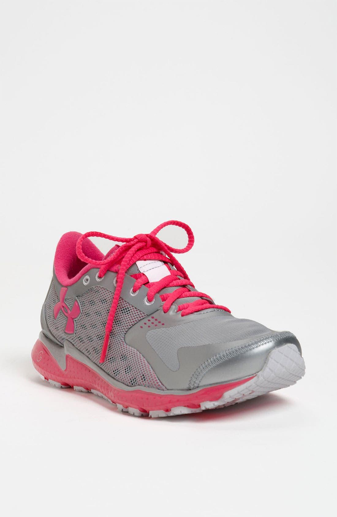 Alternate Image 1 Selected - Under Armour 'PIP Micro G®' Running Shoe (Women)