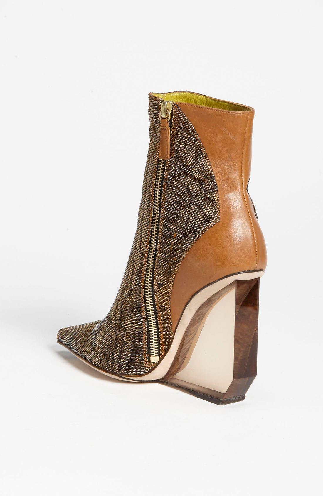 Alternate Image 2  - Pollini Wedge Ankle Boot
