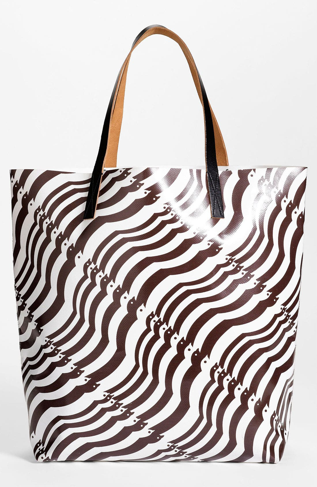 Alternate Image 1 Selected - Marni Two-Sided Print Tote