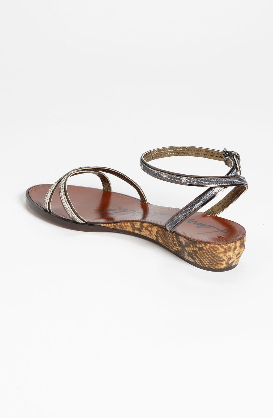 Alternate Image 2  - Lanvin Mini Wedge Sandal