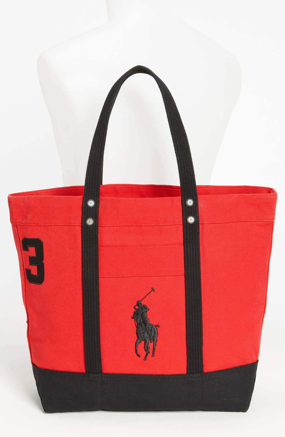 Alternate Image 2  - Polo Ralph Lauren Tote Bag