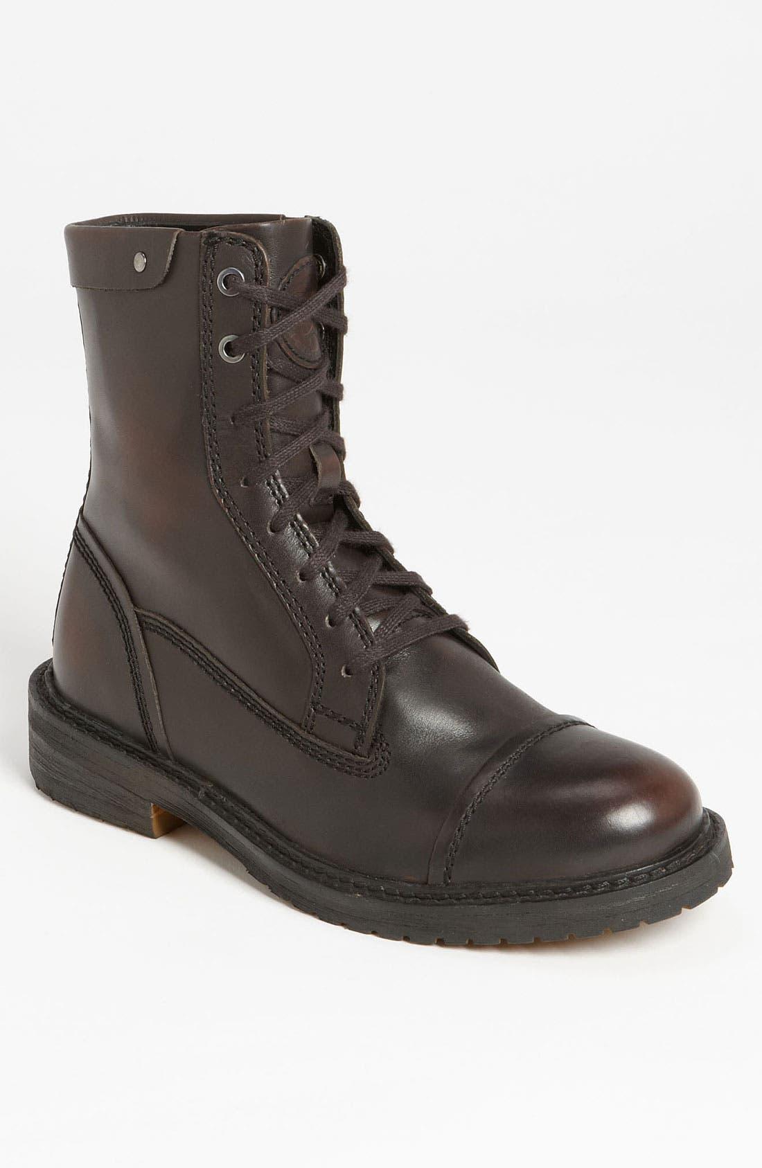 Alternate Image 1 Selected - DIESEL® 'Anfist Unplagged' Cap Toe Boot