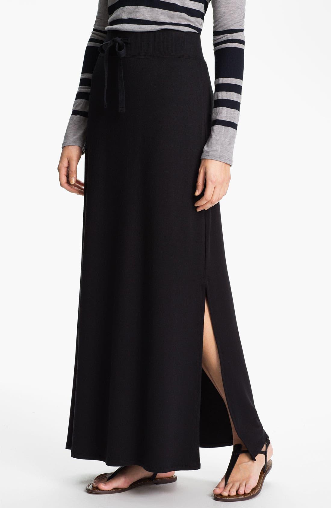 Alternate Image 1 Selected - Caslon® Knit Maxi Skirt