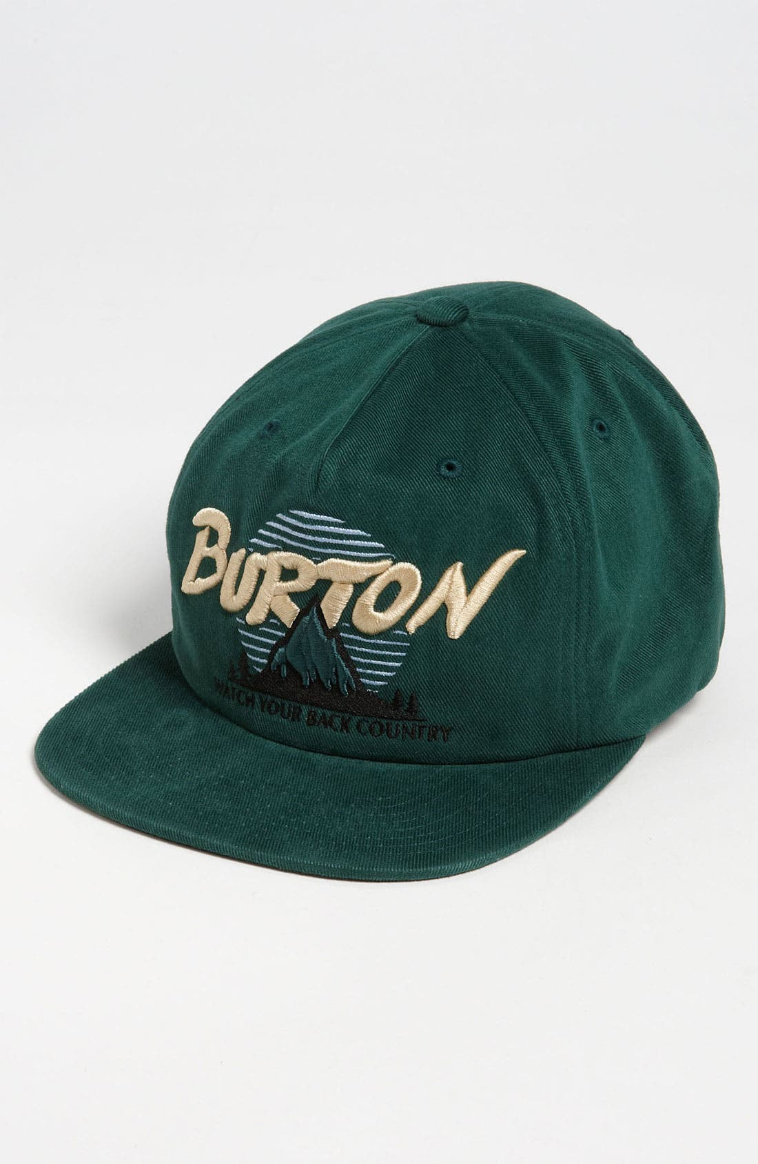 Main Image - Burton 'Bagger' Snapback Baseball Cap