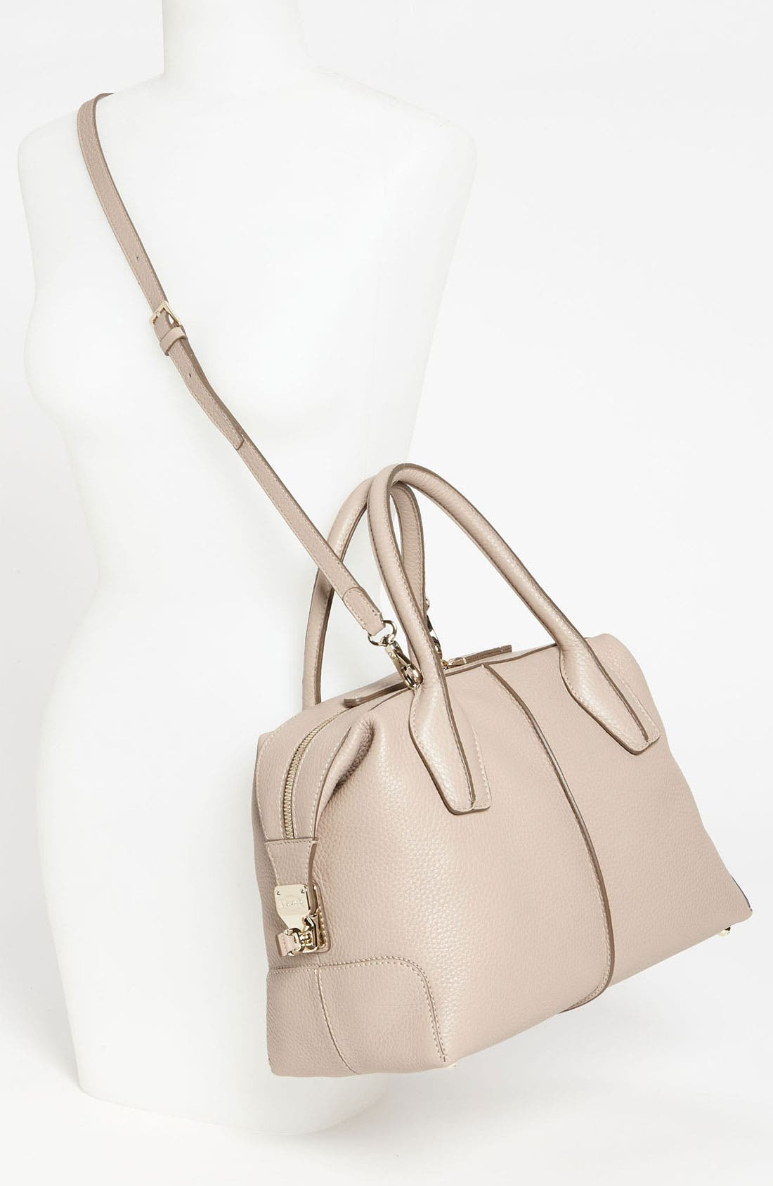 Alternate Image 2  - Tod's 'D-Styling - Small' Leather Shopper